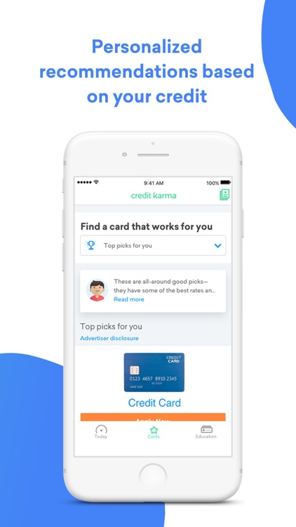 Credit Karma screenshot-2