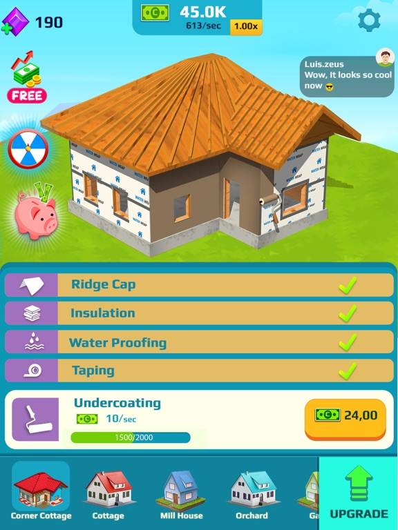 iPad Image of Idle Home Makeover