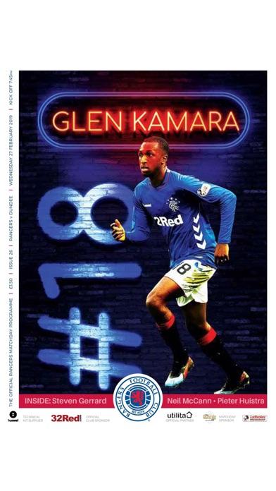 Rangers FC Digital Programme screenshot 6