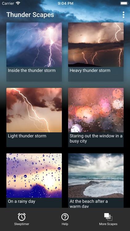 Thunder SoundScapes