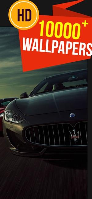 Sports Car Hd Screen Wallpaper On The App Store
