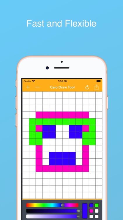 Pixel Art - Box drawing Tool