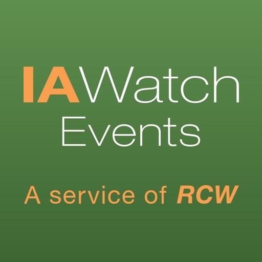 IA Watch Events