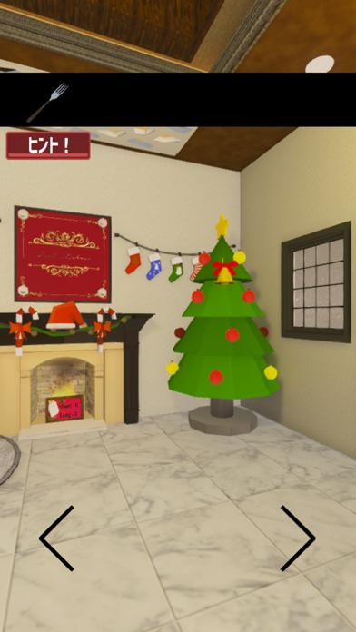 脱出ゲームクリスマス「12月25日」MerryXmasのおすすめ画像1