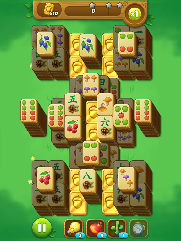 Mahjong Forest Journey screenshot 8
