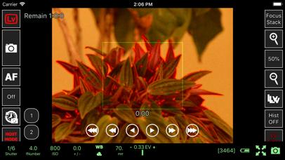 ControlMyCamera - App - iOS me