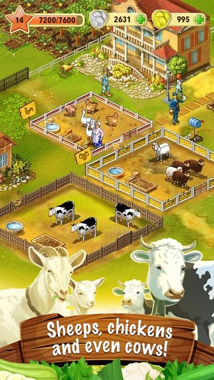 Jane's Farm: farming business screenshot-7