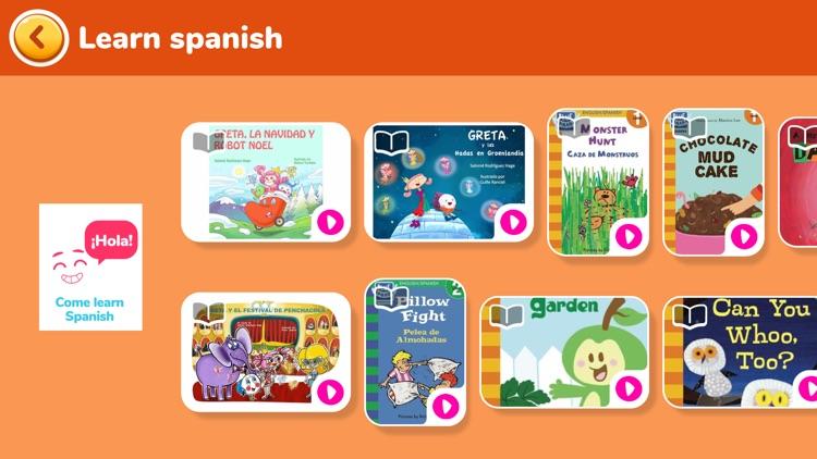 PlayKids Stories: Learn ABC screenshot-4