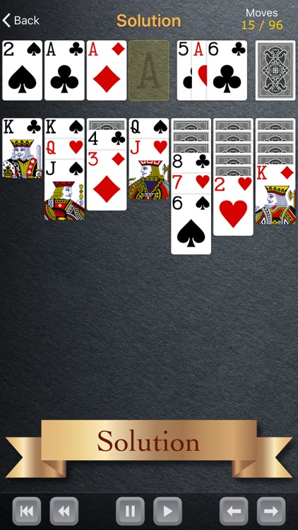Solitaire by Logify