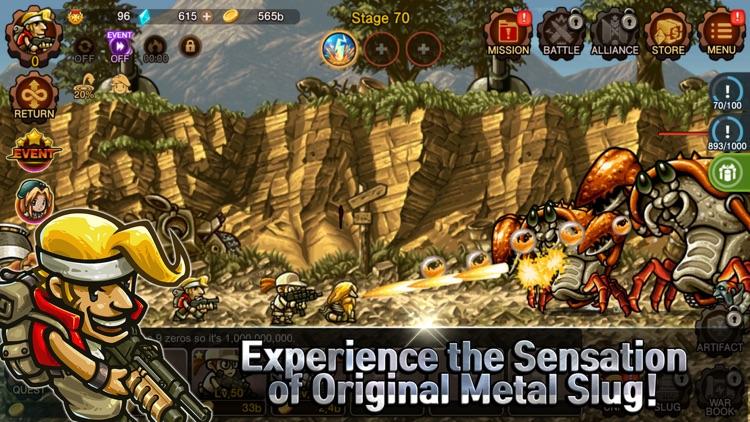 Metal Slug Infinity: Idle Game screenshot-0