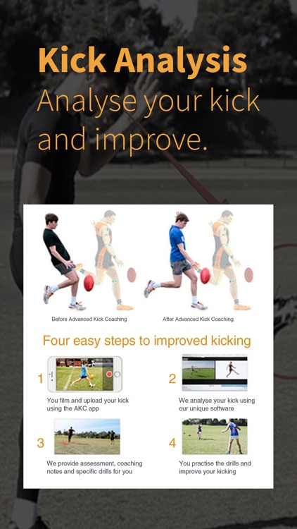 Advanced Kick Coaching