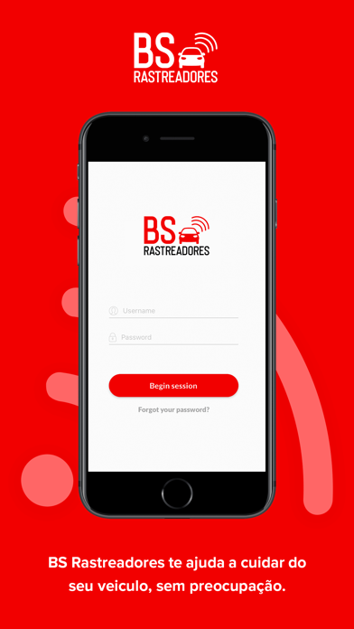 BS Rastreadores screenshot 1
