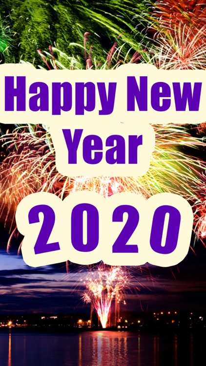 Happy New Year 2020 Greetings!