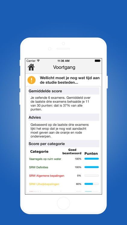 Examen Klein Vaarbewijs 2 screenshot-3