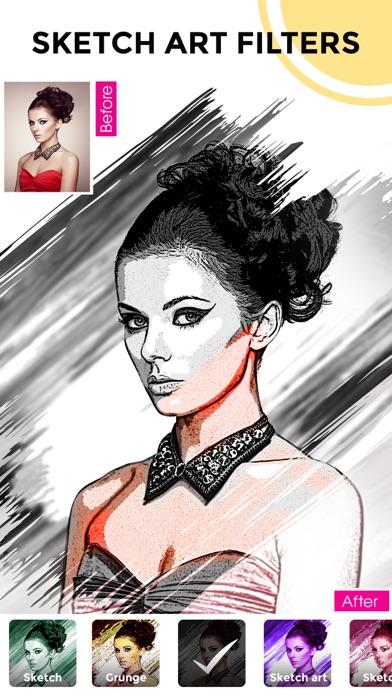 Photo To Sketch | CatchApp - iPhoneアプリ・iPadアプリ検索