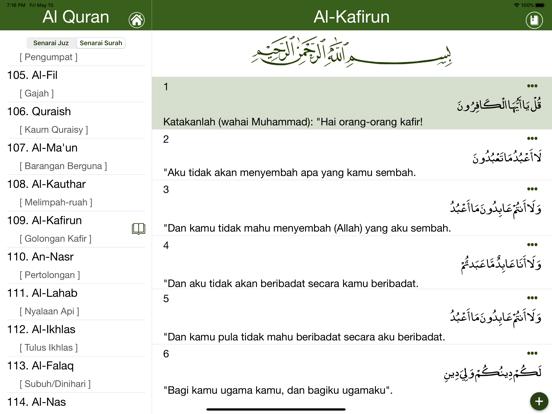 Quran Bahasa Melayu App Price Drops
