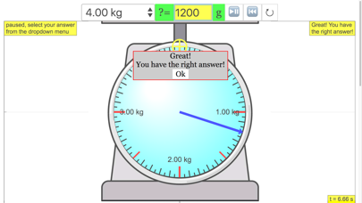Read Weighing Scale screenshot two