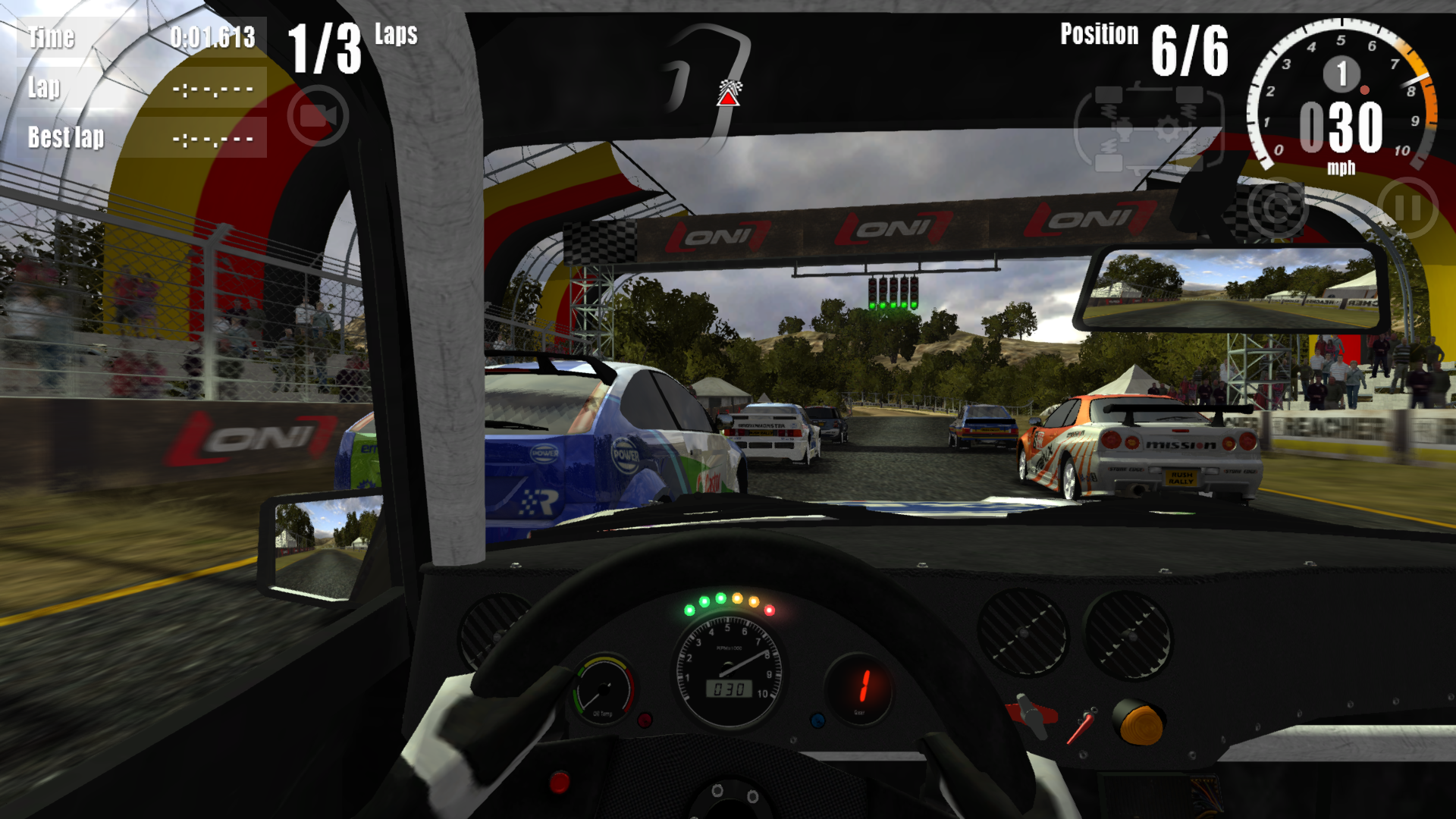 Rush Rally 3 screenshot 25