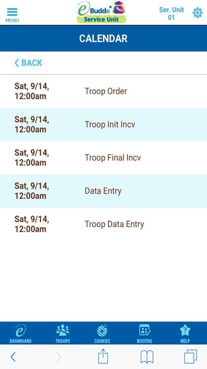 eBudde™ Troop App Plus screenshot-6