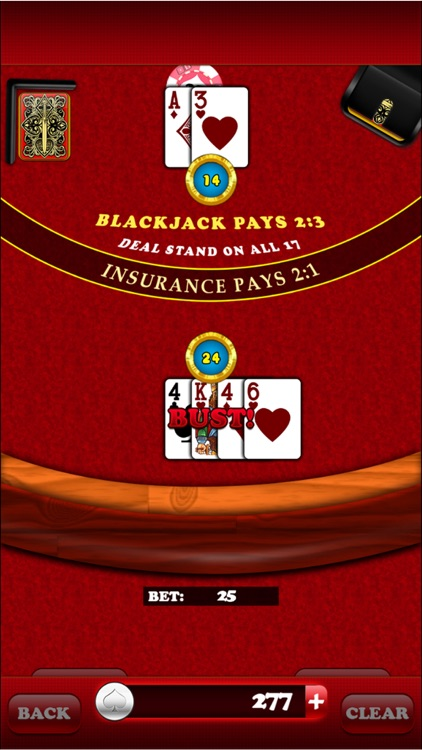 Blackjack Free screenshot-3