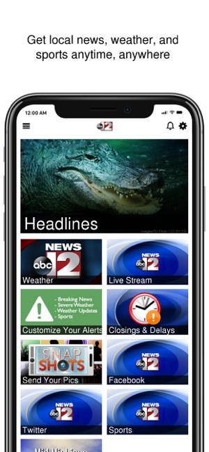 ABC12 - Michigan News on the App Store