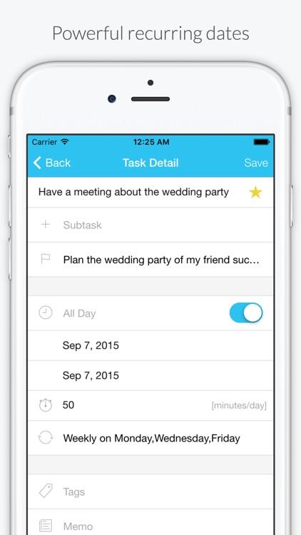 Dreamscope   To-Do List App screenshot-3