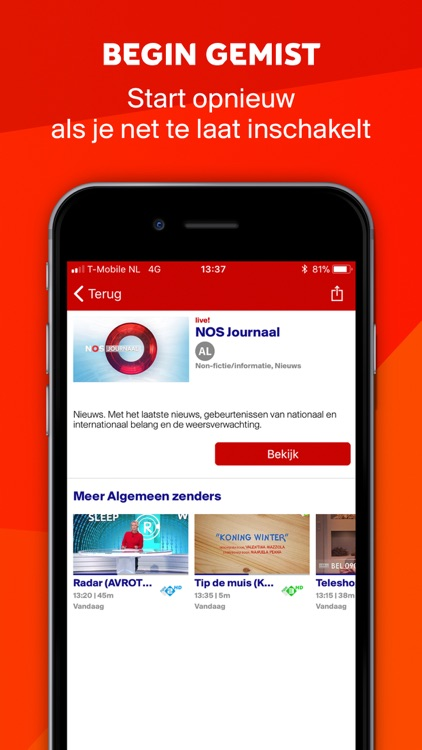 Canal Digitaal TV App screenshot-3