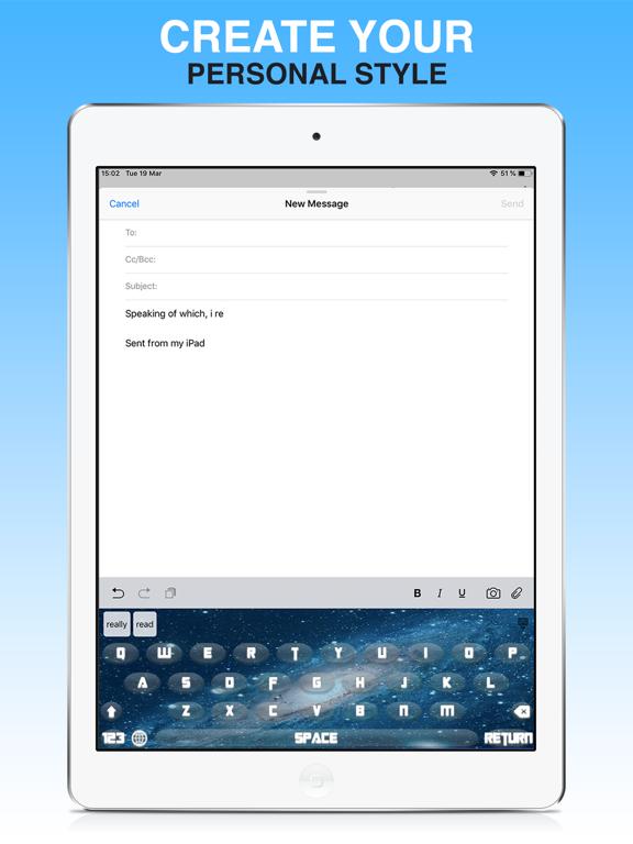 Keyboard - PimpKey screenshot 6