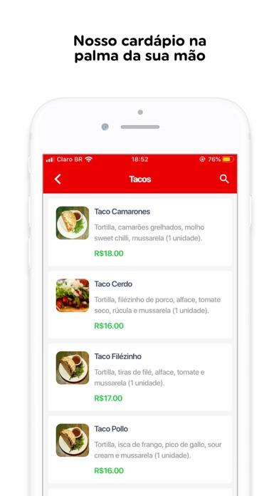 Takitos - Mexican Food screenshot 3
