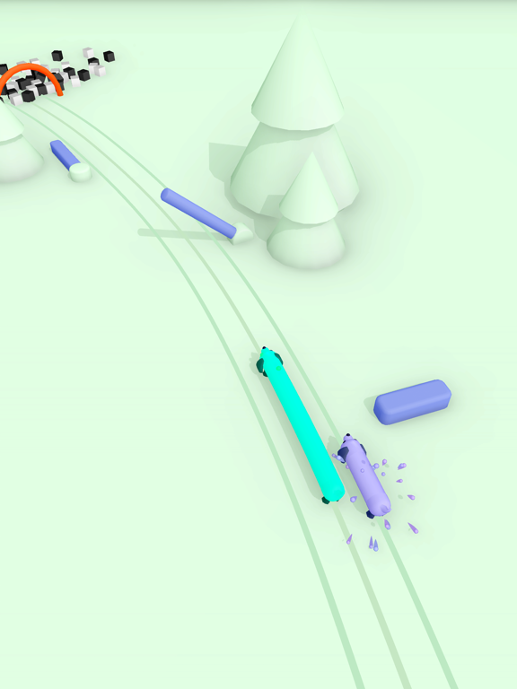 Doggo Race 3D screenshot 6