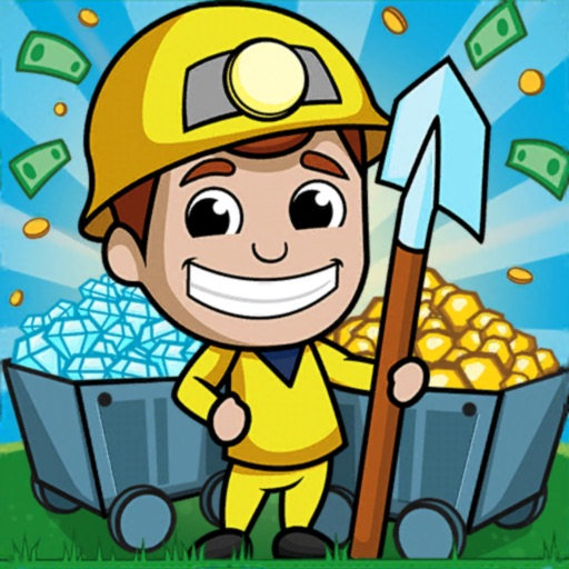 Idle Miner Tycoon: Cash Empire Icon