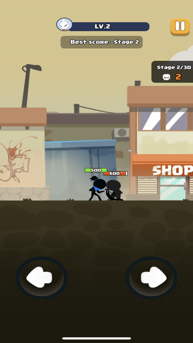 Super Stick Fight Man screenshot 6