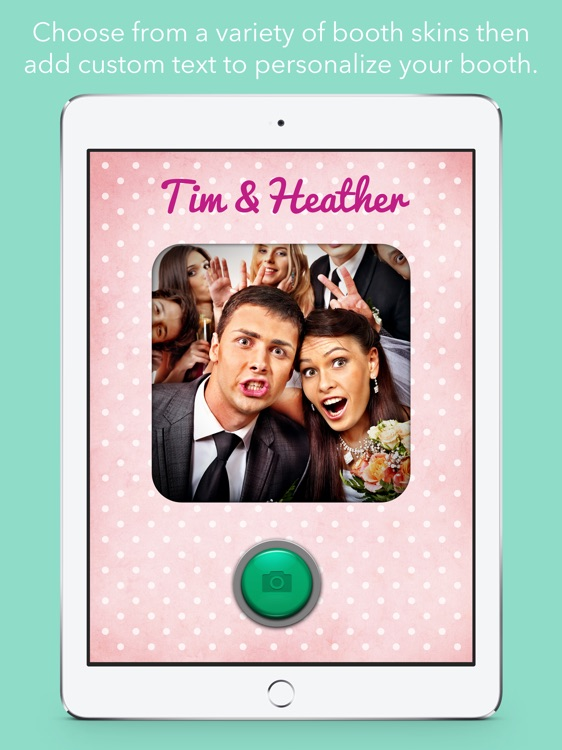 Pocketbooth Party Photo Booth