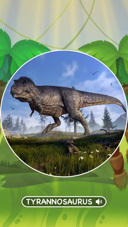 Cards of Dinosaurs for Toddler screenshot-6