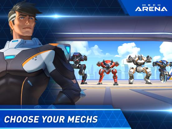 Mech Arena: Robot Showdown screenshot 7
