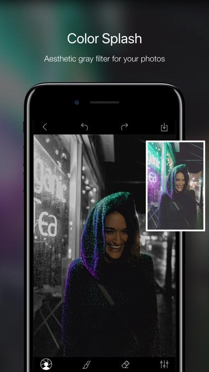 Phocus: Portrait mode editor screenshot-6