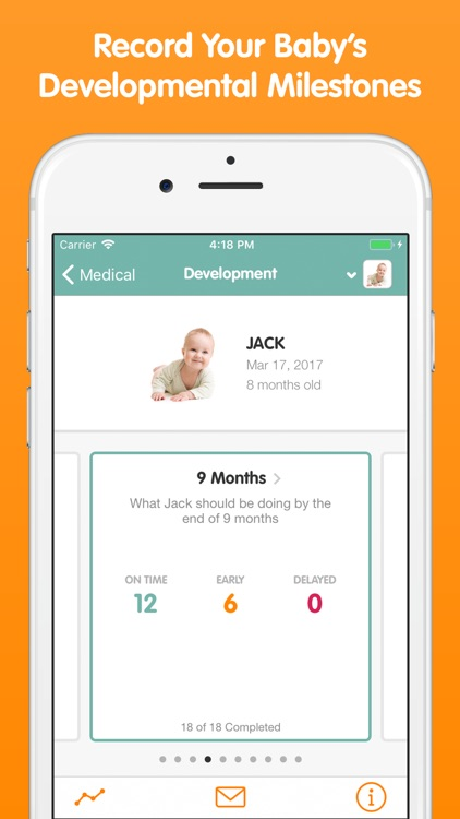 Sprout Baby + (Baby Tracker) screenshot-4
