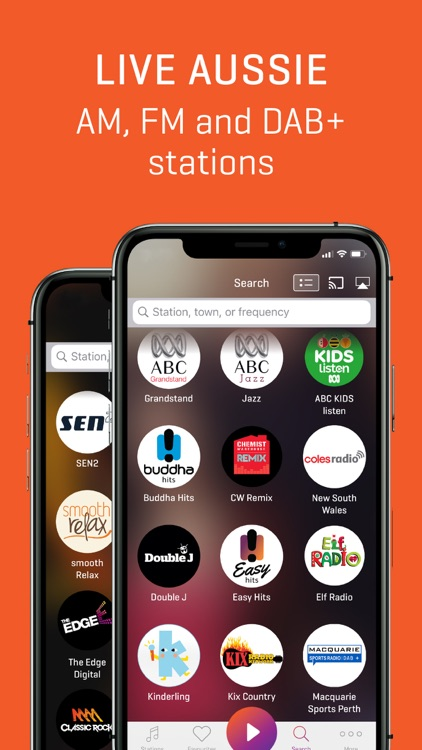 RadioApp – FM, AM, DAB+ screenshot-4