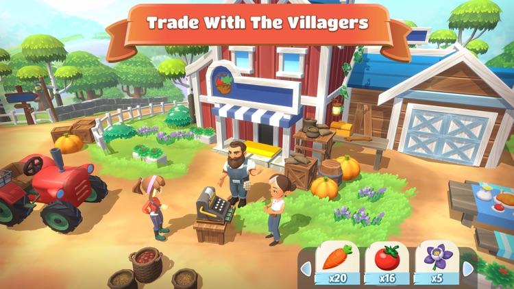 Big Farm Story screenshot-3