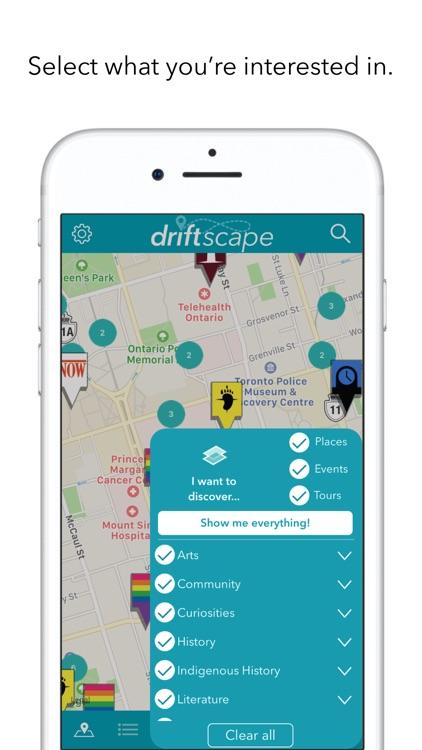Driftscape - Local Guide screenshot-3