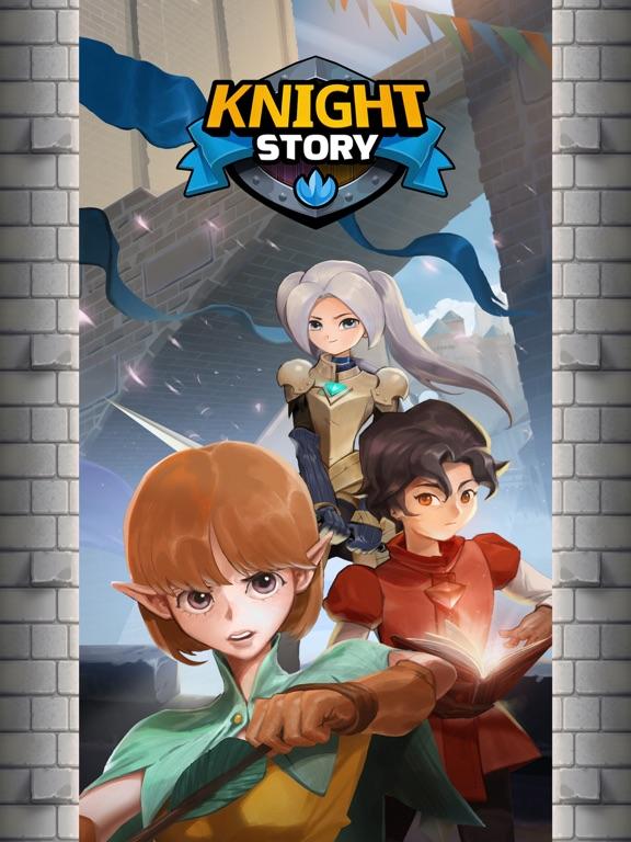 ナイトストーリー(Knight Story)のおすすめ画像1