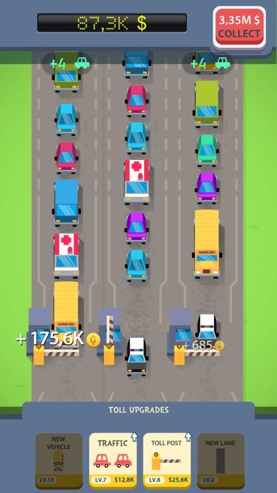 Idle Toll screenshot 4