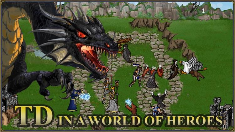 TDMM Heroes 3 TD:Tower Defense