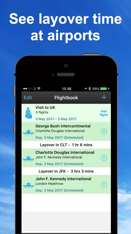 mi Flight Tracker Pro Radar 24 screenshot-3