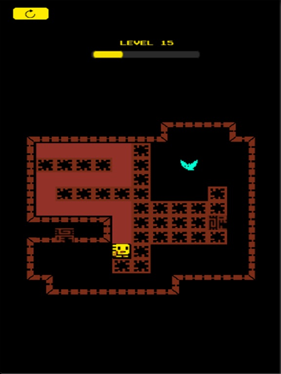 Ipad Screen Shot Tomb of the Color Mask 2