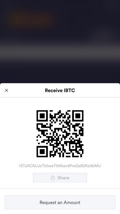iBitcoin Wallet (iBTC) screenshot-4