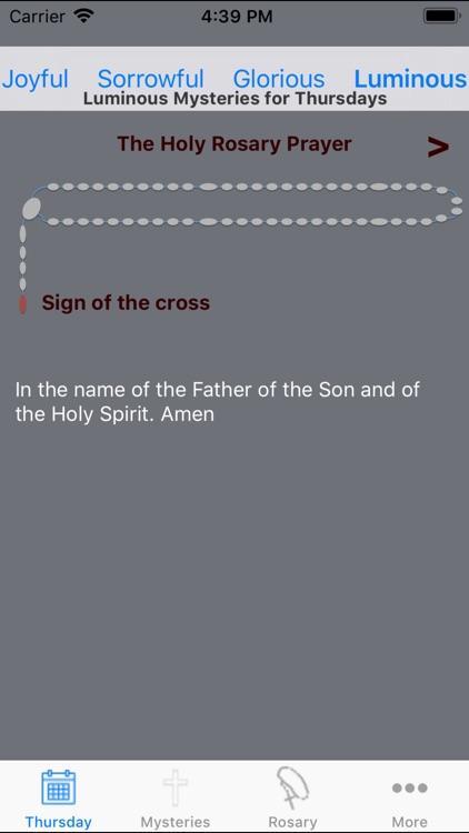 Rosary Prayer