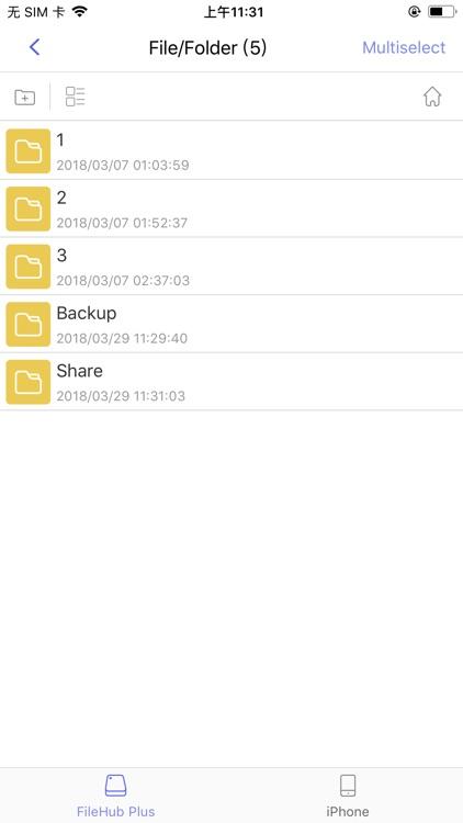 RAV FileHub screenshot-3