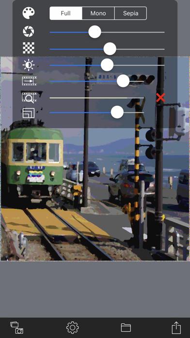 絵画風ビデオ screenshot1