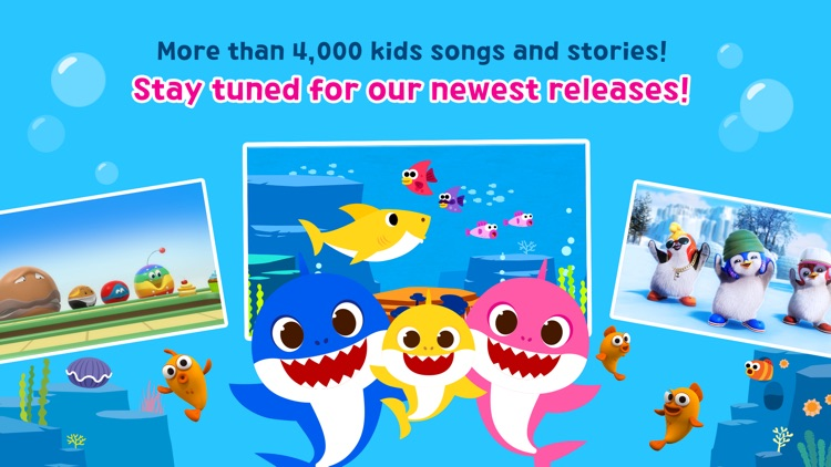 Baby Shark TV: Videos for kids screenshot-3